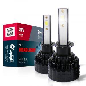 Kit Headlight TITAN 60V per H1 (2PCS)