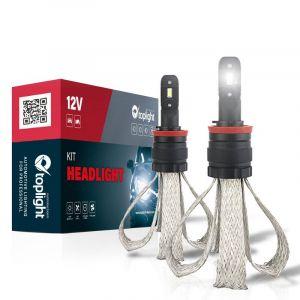 Kit Headlight BLACK STAR S per H8-H9-H11 (2PCS)