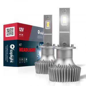 Kit Led Headlight AVIO 3 for 12V H1 (2PCS)