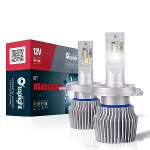 Kit Led Headlight AVIO 3 for 12V H4 (2PCS)