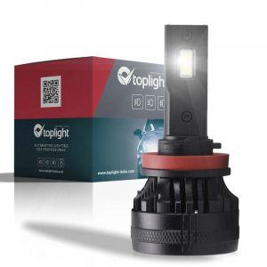 Singolo Headlight NIGHT RIDER per H8-9-11