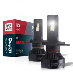 Kit Headlight NIGHT RIDER per H19 (2PCS)