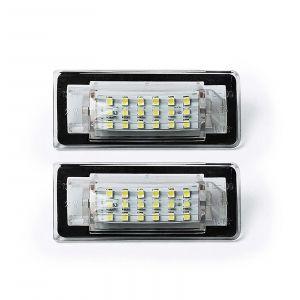 Led Licence Plate Light Audi (2PCS)