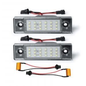 Led Licence Plate Light Chevrolet (2PCS)