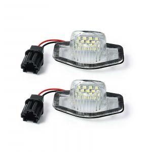 Led Licence Plate Light Honda (2PCS)