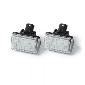 Led Licence Plate Light Mazda (2PCS)