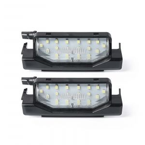 Kit Luce Targa Led Mazda (2PCS)