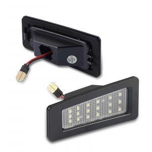 Led Licence Plate Light Mazda (2PCS)