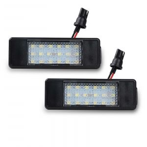 Led Licence Plate Light Mercedes (2PCS)