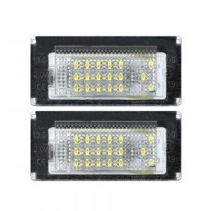 Led Licence Plate Light Mini (2PCS)