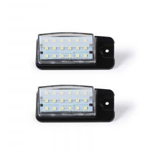 Led Licence Plate Light Infiniti and Nissan (2PCS)