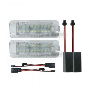 Led Licence Plate Light Porsche (2PCS)