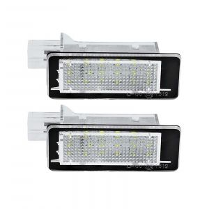 Led Licence Plate Light Renault and Dacia (2PCS)