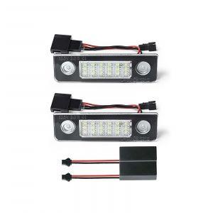 Led Licence Plate Light Skoda (2PCS)