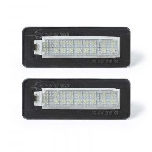 Led Licence Plate Light Smart (2PCS)