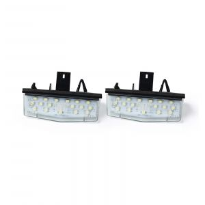 Led Licence Plate Light Toyota and Lexus (2PCS)
