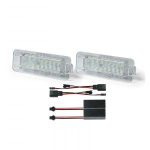 Led Licence Plate Light VW, Skoda and Seat (2PCS)