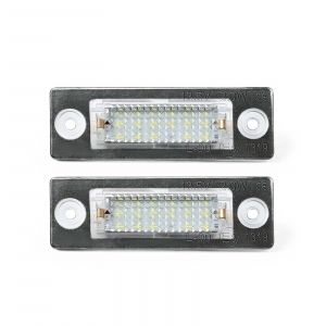Led Licence Plate Light VW and Skoda (2PCS)