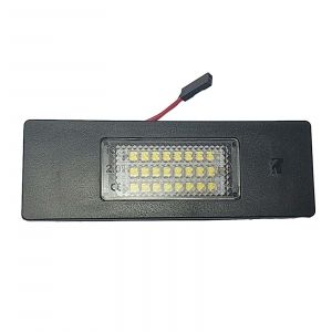 Led Licence Plate Light Jeep (2PCS)