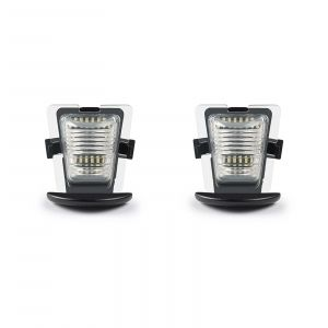 Kit Luce Targa Led Jeep Wrangler III (2PCS)