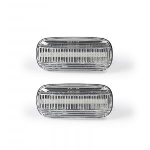 Audi Led Side Marker dynamic clear (2PCS)
