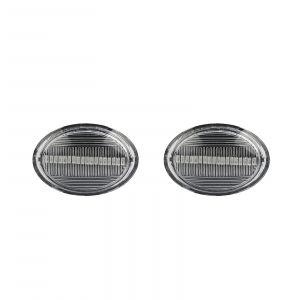 Fiat & Lancia Frecce laterali chiare (2PCS)