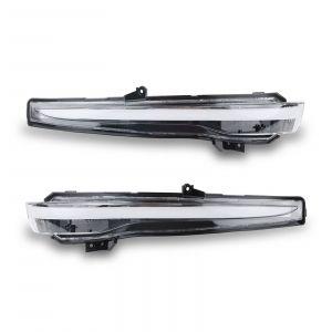 Frecce specchio prog. chiare per Mercedes-Benz (2PCS)