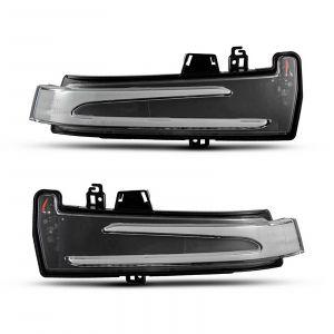 Frecce specchio progressive chiare per Mercedes-Benz (2PCS)