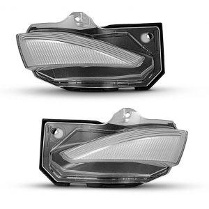 Frecce specchio progressive chiare per Toyota Corolla (2PCS)