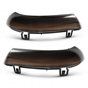Frecce specchio prog. fumé per per VW e Skoda (2PCS)