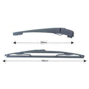 Sparblade Rear Arm Kit ALFA ROMEO Giulietta 360mm (1PCS)